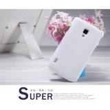Чехол Nillkin для LG P715 Optimus L7 II Dual (Super Frosted Shield white) + защитная плёнка