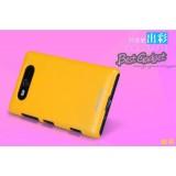 Чехол Nillkin для Nokia Lumia 820 (Multi Color yellow) + защитная плёнка