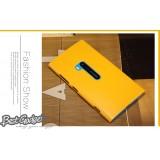 Чехол Nillkin для Nokia Lumia 920 (Multi Color yellow) + защитная плёнка