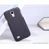Чехол Nillkin для Samsung Galaxy S4 Mini (Super Frosted Shield black) + защитная плёнка