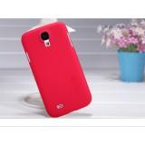 Чехол Nillkin для Samsung Galaxy S4 Mini (Super Frosted Shield red) + защитная плёнка