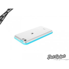 Чехол Pinlo Hielo для iPhone 5c (Blue) + пленка