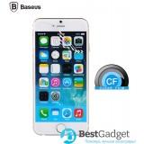 Глянцевая защитная пленка Baseus CF для iPhone 6 Plus + (2шт)
