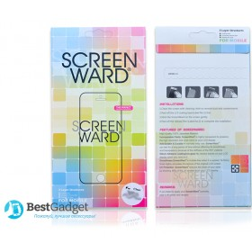 Матовая защитная пленка Screen Ward® для iPhone 5 / 5s (ADPO OEM | Перед + Зад | 4в1)