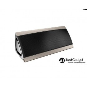 Колонка BETNEW X07 3D Surround Stereo Bluetooth (Беж / Шампань)