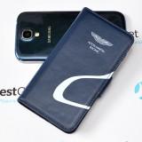 Кожаный чехол Aston Martin Racing для Samsung Galaxy S4