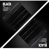 Кожаный чехол HOCO Crystal для iPad 2 / 3 / 4 (Черный)