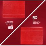 Кожаный чехол HOCO Crystal для iPad 2 / 3 / 4 (Красный)