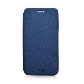 Кожаный чехол-книжка MOFI для Meizu Pro 5 (Sand Синий)