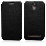 Кожаный чехол-книжка MOFI RUI Series для Asus ZenFone С (ZC451CG) (Черный)