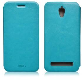 Кожаный чехол-книжка MOFI RUI Series для Asus ZenFone С (ZC451CG) (Синий)