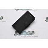 Кожаный чехол Mercury Fancy Diary для Samsung Galaxy s4 Mini (All Black)