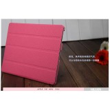 Кожаный чехол Nillkin для The New iPad / iPad 3 (New leather case pink)