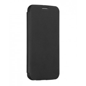 Кожанный чехол-книжка HOCO Juice Series Nappa для Samsung Galaxy Note 5 (Черный)