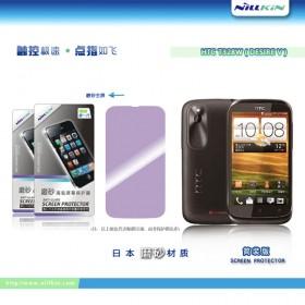 Матовая защитная пленка Nillkin для HTC Desire V (T328w)