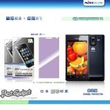 Матовая защитная пленка Nillkin для Huawei U9200 (Ascend P1)