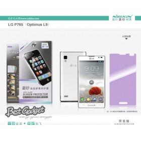Матовая защитная пленка Nillkin для LG Optimus L9 (P765)