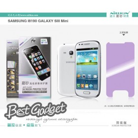 Матовая защитная пленка Nillkin для Samsung i8190 Galaxy S 3 Mini
