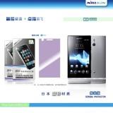 Матовая защитная пленка Nillkin для Sony Xperia P lt22i