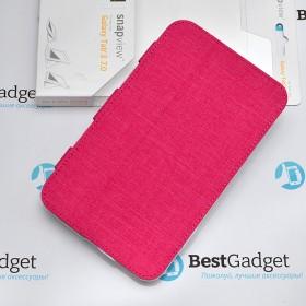 Мультифункциональный чехол Case Logic для Samsung Galaxy Tab 3 7.0 (Малиновый)