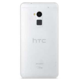 Накладка Melkco Air 0.4mm для HTC One Max (Прозрачная) + Пленка