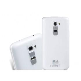 Накладка Melkco Air 0.4mm для LG G2 (Прозрачная) + Пленка