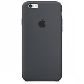 Оригинальный чехол Apple Silicone Case для iPhone 6s 6 (Dark Gray)