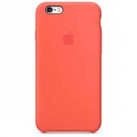 Оригинальный чехол Apple Silicone Case для iPhone 6s 6 (Orange)