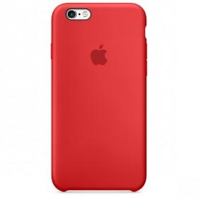Оригинальный чехол Apple Silicone Case для iPhone 6s 6 (Red)