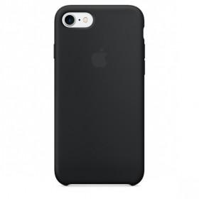 Оригинальный чехол Apple Silicone Case для iPhone 7 | 8 (Black)
