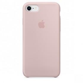 Оригинальный чехол Apple Silicone Case для iPhone 7 | 8 (Pink Sand)