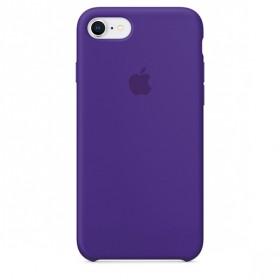 Оригинальный чехол Apple Silicone Case для iPhone 7 | 8 (Purple)