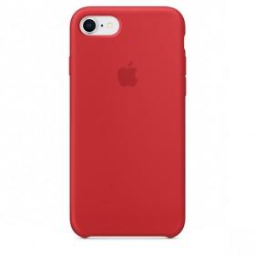 Оригинальный чехол Apple Silicone Case для iPhone 7 | 8 (Red)