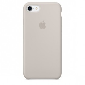 Оригинальный чехол Apple Silicone Case для iPhone 7 | 8 (Stone)