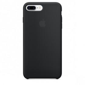Оригинальный чехол Apple Silicone Case для iPhone 7 Plus   8 Plus (Black)