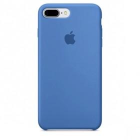 Оригинальный чехол Apple Silicone Case для iPhone 7 Plus | 8 Plus (Ocean Blue)