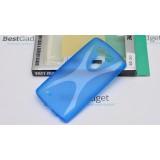 Полимерный TPU чехол New Line X-series для LG G3 Stylus | Синий