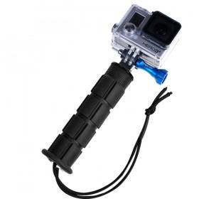 Smatree Крепление, ручка, палка для экшн-камеры (Rubber+Alu) (GoPro Hero 6 5 4 3 и др.)