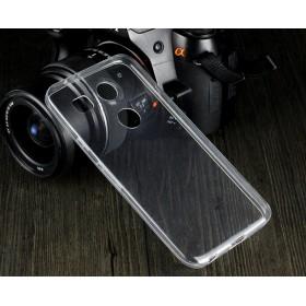 TPU чехол Ultrathin 0.33 mm для LG Google Nexus 5x (Бесцветный/ прозрачный)