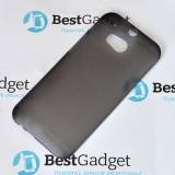 Ультра тонкий чехол 0.3mm для HTC One M8 (Черный)