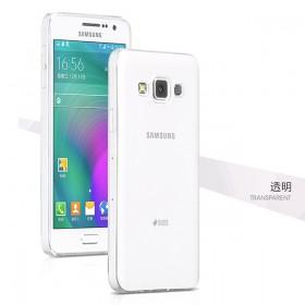 Ультра тонкий TPU чехол HOCO Light Series для Samsung Galaxy A3 (0.6mm Прозрачный)