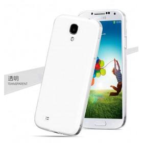 Ультра тонкий TPU чехол HOCO Light Series для Samsung Galaxy S4 i9500 (0.6mm Прозрачный)