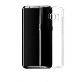Ультра тонкий TPU чехол HOCO Light Series для Samsung Galaxy S8 (0.6mm Прозрачный)
