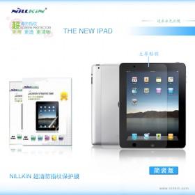 Защитная пленка Nillkin Crystal для Apple The new iPad / iPad 2