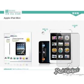 Защитная пленка Nillkin Crystal для iPad Mini / 2 / 3 / 4 (Анти-отпечатки)