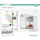 Защитная пленка Nillkin Crystal для LG Optimus L9 (P765) (Анти-отпечатки)