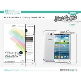 Защитная пленка Nillkin Crystal для Samsung Galaxy Grand Duos i9082 / Grand i9080 (Анти-отпечатки)
