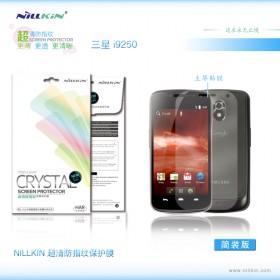 Защитная пленка Nillkin Crystal для Samsung i9250 Galaxy Nexus (Анти-отпечатки)