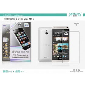 Защитная пленка Nillkin для HTC One mini / M4 (Матовая)