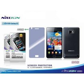 Защитная пленка Nillkin для Samsung Galaxy S2 i9100 (Матовая)